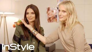 Make Me Emrata: Emily Ratajkowski Gives InStyle EIC a Makeover