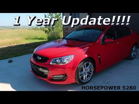 2017 Chevy SS 1 Year Update!!!