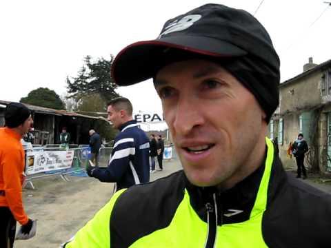Trail du Miosson 2011   Interview de Cyril PILLAC, vainqueur du 8km