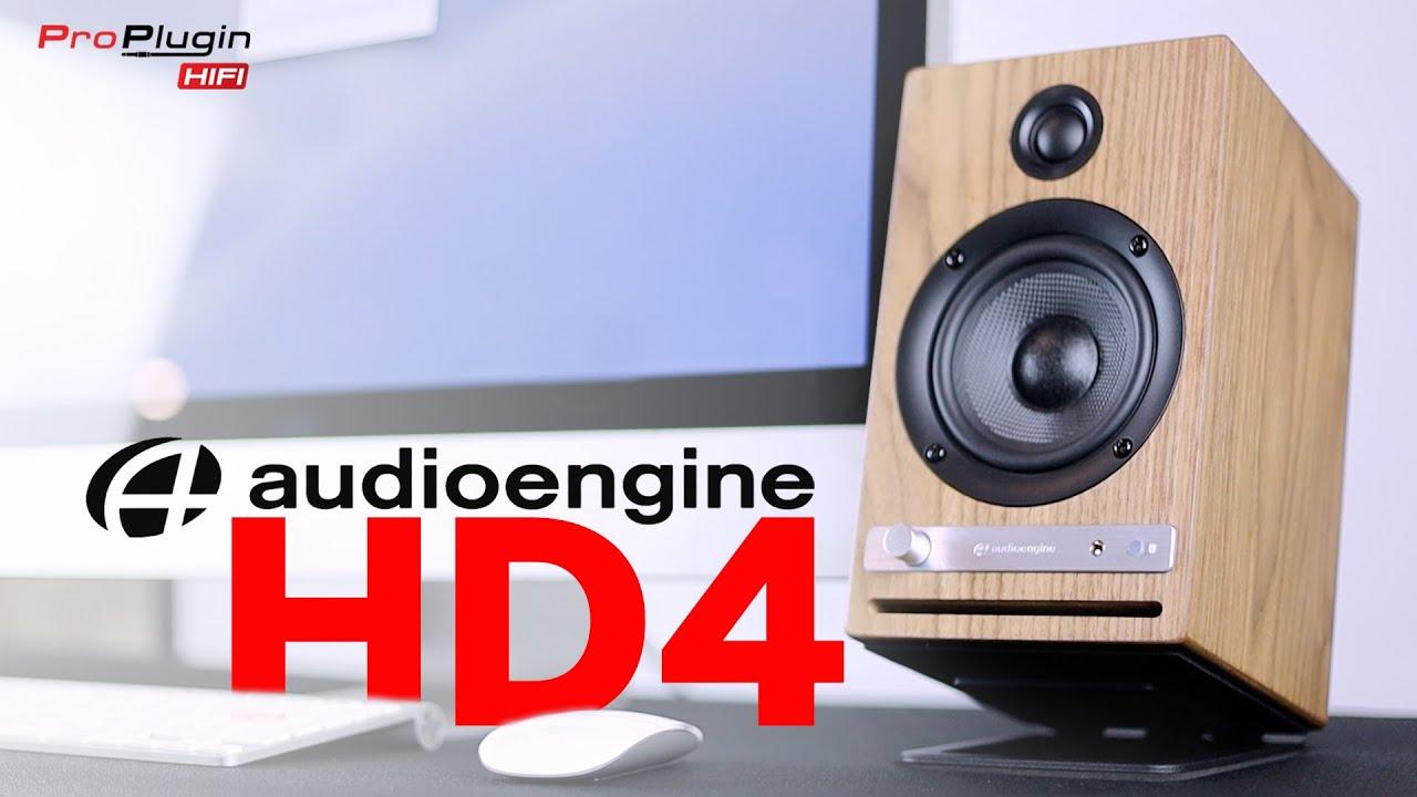 Download Audioengine HD4 ฟังเพลงสนุกไม่มีสะดุด! ด้วยพลังเบสที่หนักแน่นกว่าเดิม