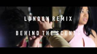 London remix behind the scenes