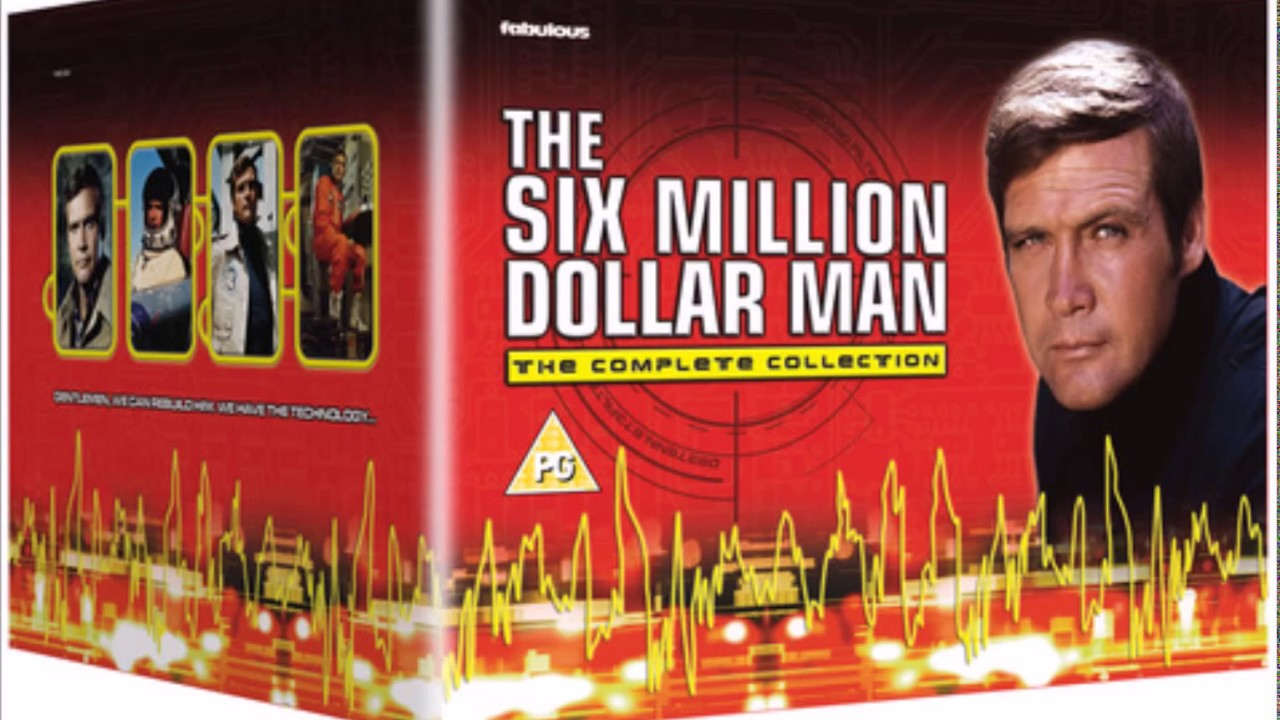 Six Million Dollar Man Sound Effect Ringtones For Android Sfx