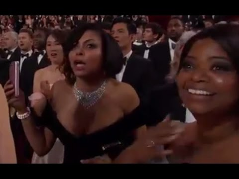 Oscars Best Picture Mix-up: Shocked...