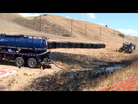 California declares state of emergency after oil spill