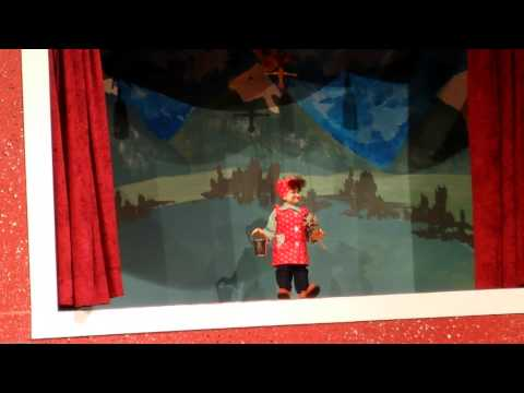 Marionette Camp Performance August 7 2015 (Private)