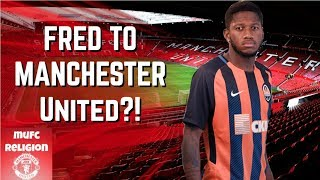 Fred To Manchester CONFIRMED?!