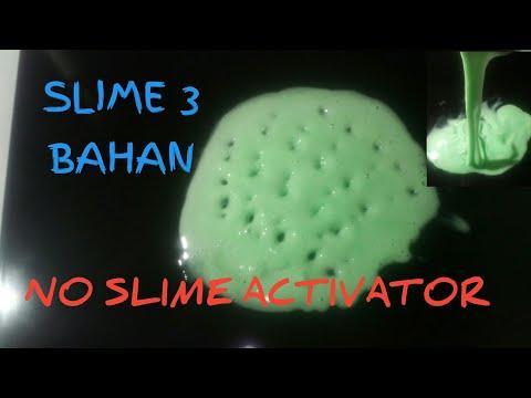 Hallo teman-teman semua, kali ini Aruna mau share Cara Membuat Slime Dengan 3 Bahan Bening.  Bagaimana cara membuatnya ....