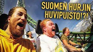 EKAA KERTAA POWERPARKISSA! Video