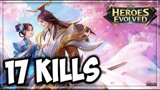 Heroes Evolved - Hades Build   Ranked Gameplay   Century King New Skin + Glyphs screenshot 3