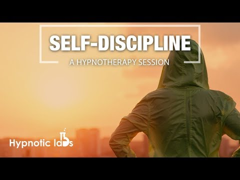 Guided Meditation for Self Discipline and Will Power