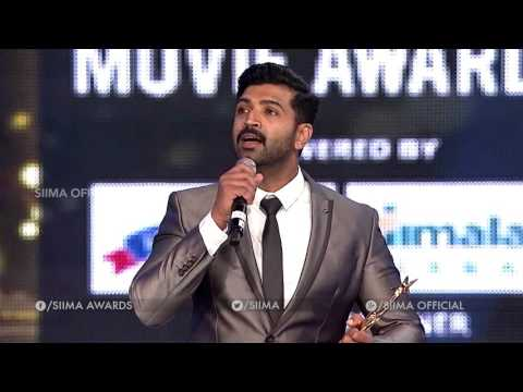 SIIMA 2016 Best Actor Negative Role Tamil | Arun Vijay - Yennai Arindhal