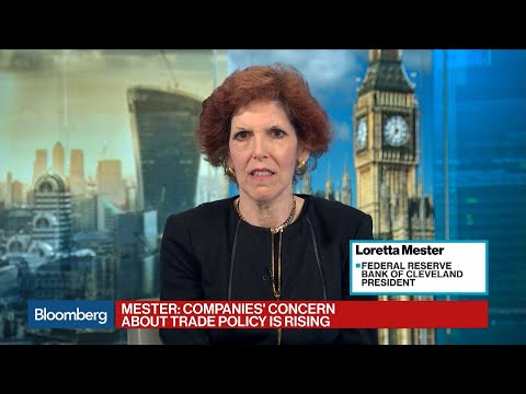 Fed's Mester on