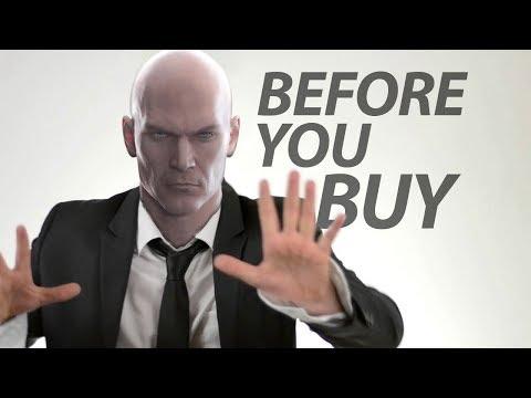Hitman 2 - Before You Buy