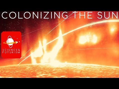 Outward Bound: Colonizing the Sun