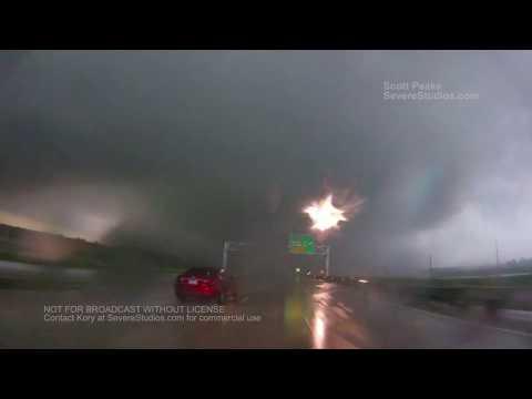Lawrence - Linwood - Bonner Springs KS Tornado
