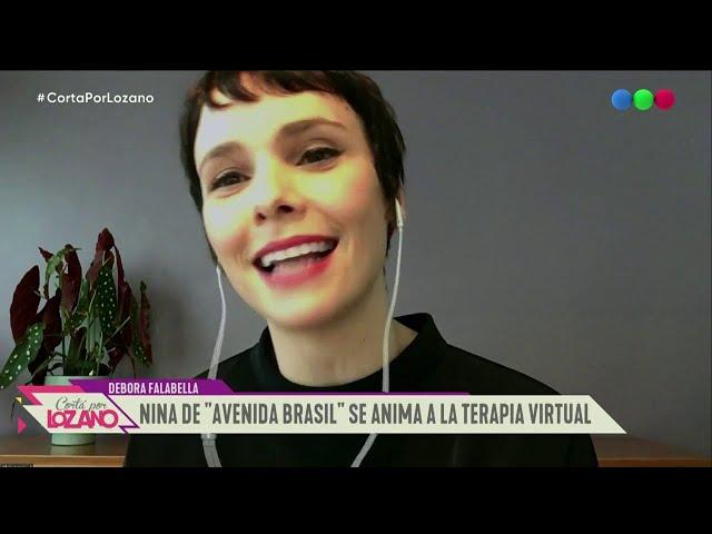 Débora Falabella contó cuánto le costó despedirse de su personaje deAvenida Brasil