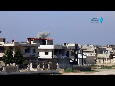 روسيا تنفذ ضربة جوية في إدلب بالتنسيق مع تركيا والقوات الحكومية تكثف هجماتها …  - 19:53-2019 / 3 / 13