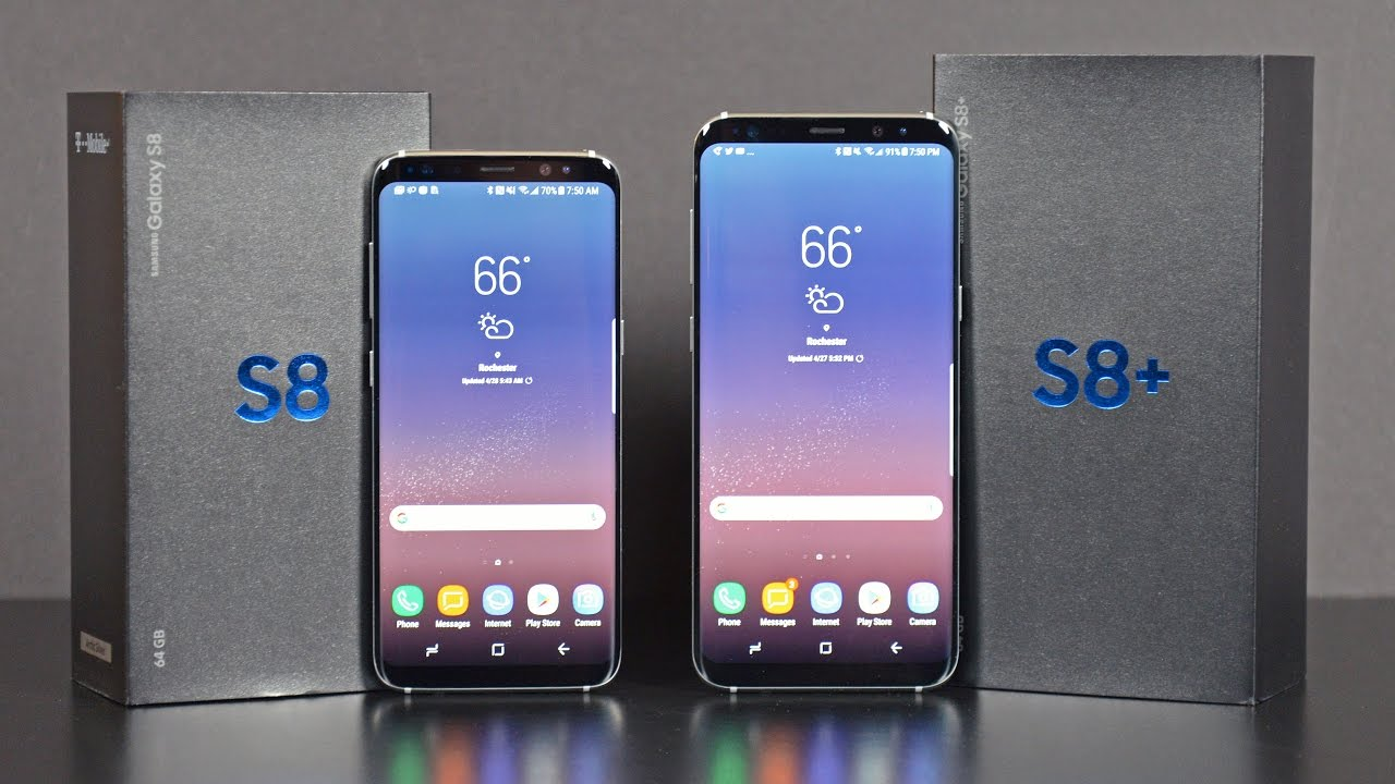 Image result for Galaxy S8 and S8+
