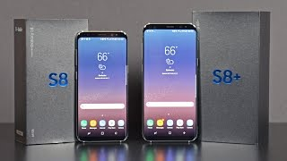 Download Samsung Galaxy S8 & S8+: Unboxing & Review Mp3 and Videos