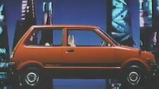 1980 Daihatsu MIRA Cuore