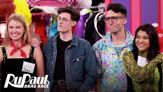 Watch Act 1 of S12 E10 👗 Superfan Makeover | RuPaul's Drag Race