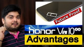 Honor View 10 | Oneplus 5T Killer? | Comparison by Gizmo Gyan in Hindi