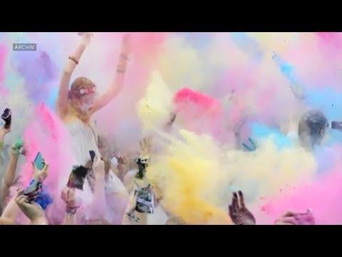 Baden-Württemberg: Auch bei Holi-Festival in Böblingen Gewalt und sexuelle Belästigung