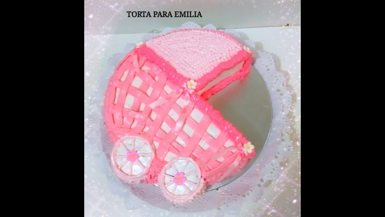torta especial bebe baby shower silvana cocina y manualidades