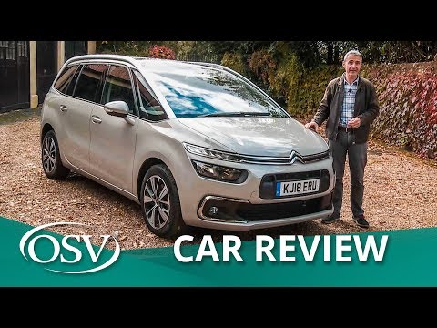 Citroen C4 Grand Spacetourer 2019 - Looking for a 7 seater that's not a van?