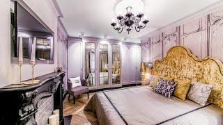 Квартирный вопрос: проект «Спальня в дворцовом стиле, но с  долей юмора» при участии Cosmorelax