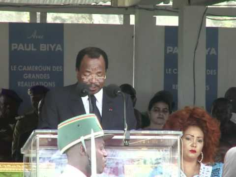Cameroon's Biya wraps up confident campaign