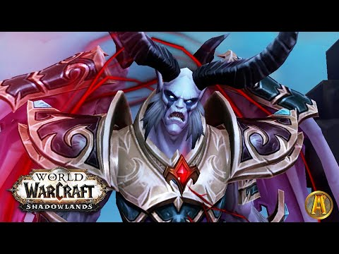 Denathrius Rescued By Mal'ganis & Thrall's Reunion - All Cutscenes [9.1 WoW: Chains of Domination]
