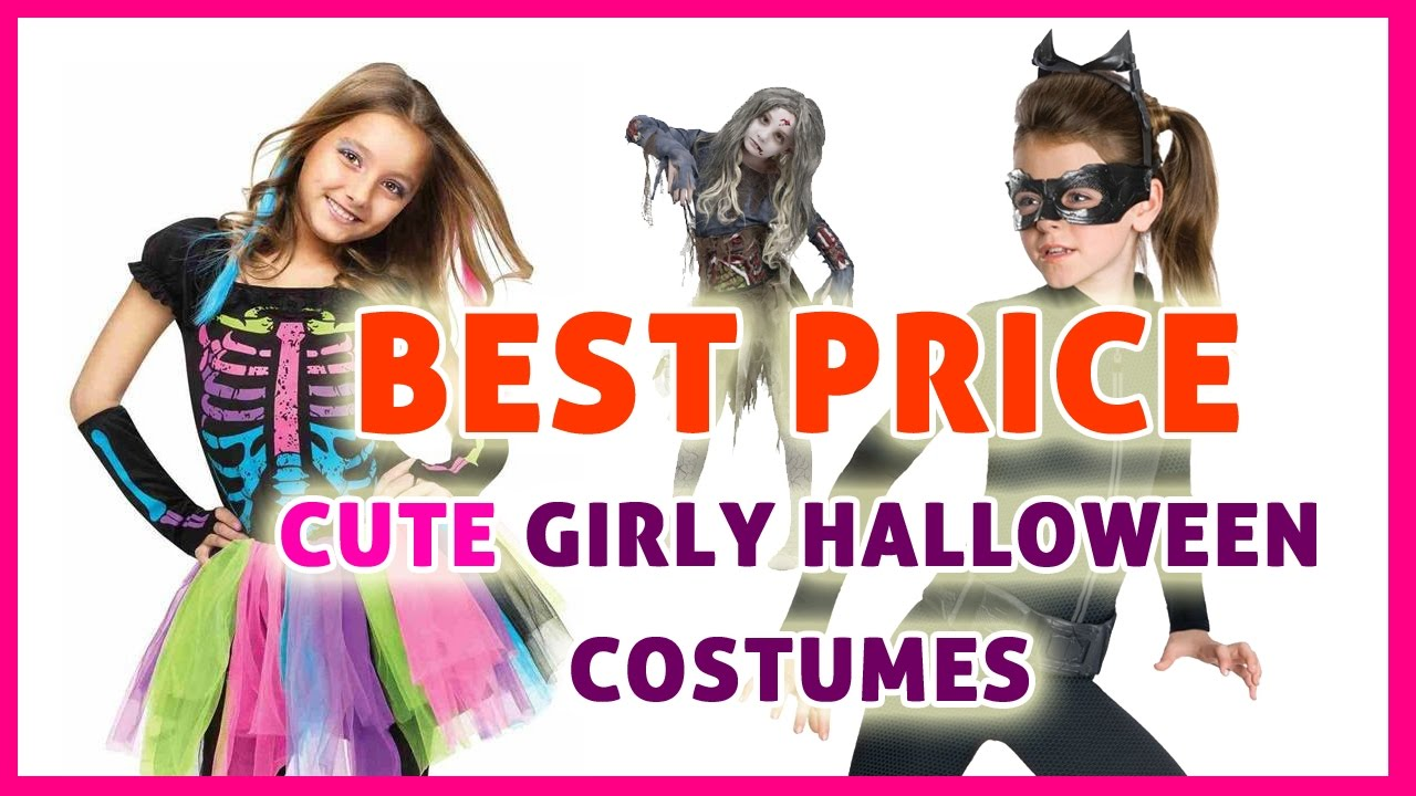 cute girly halloween costumes review - top girls' halloween costumes