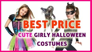 Cute Girly Halloween Costumes Review - Top Girls' Halloween Costumes - Party City