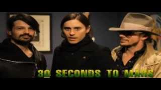 30 Seconds to Mars / HAPPY BIRTHDAY Radio 104.5