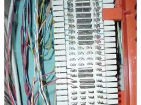 Shoretel 21x Analog Connections To The 66 Block Youtube