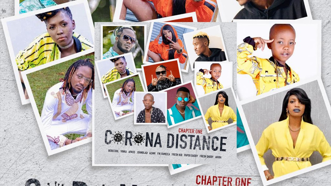 Corona Distance (Chapter One) by Ugandan All Stars