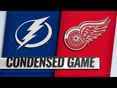 12/04/18 Condensed Game: Lightning  @ Red Wings