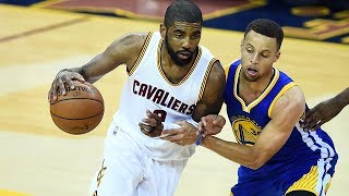 STEPHEN CURRY AND KYRIE IRVING BETTER GUARD EACH OTHER 2017 NBA FINALS