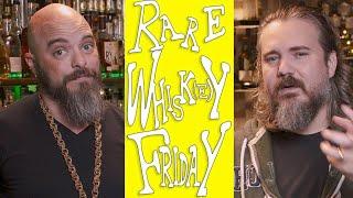 Rare Whiskey Friday!