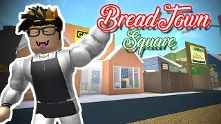 MAKING A STORE IN MY BLOXBURG TOWN!! PART 3 (Roblox Roleplay)