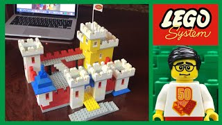 LEGO WEETABIX CASTLE FROM 1970 - The 1st Castle but Is It Rare???
