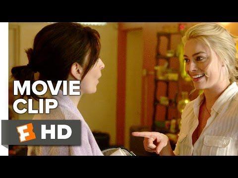 Whiskey Tango Foxtrot Movie CLIP - You Are a 10 Here (2016) - Tina Fey, Margot Robbie Movie HD