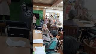 인천시 YWCA 치매요양원 2018년