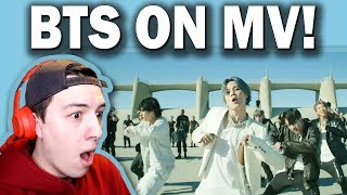 BTS (방탄소년단) 'ON' Kinetic Manifesto Film : Come Prima REACTION!