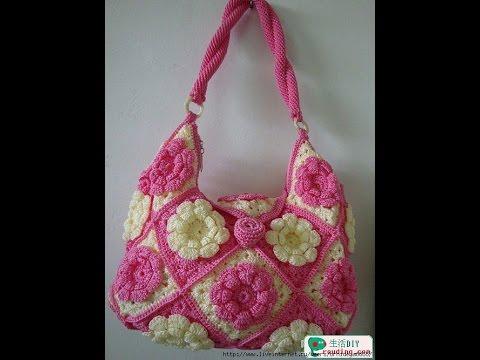 Crochet bag| Free |Simplicity Pattterns|89