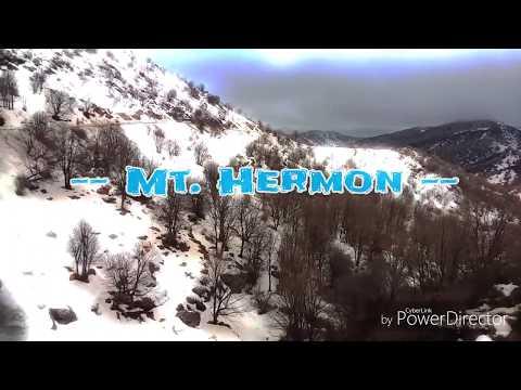"Pinoy Trip to ISRAEL ""MOUNT HERMON"""