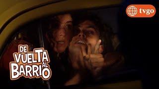 ¡Pichón atrapa a Alex y Sofía en la costa verde con el pollito! - De Vuelta al Barrio 07/06/2018