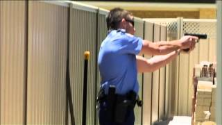 WA Police Shoot Armed Robber | The Force - Behind The Line