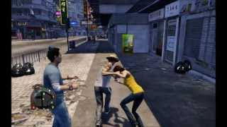 ★ Sleeping Dogs: Brutal Executions!
